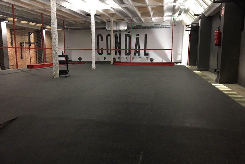 condal crossfit gracia