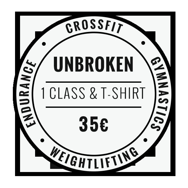 Tarifas-Unbroken-Gracia